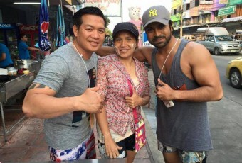 Ram Charan training in thailand|JILGUL.COM