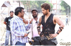 Rudhramadevi‬ Movie Working Stills|jilgul.com