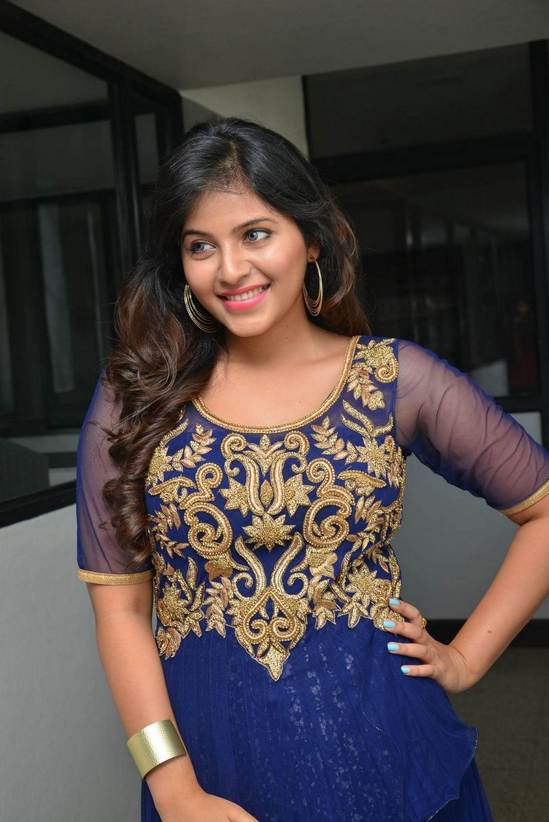 Anjali at Dictator Movie Launch