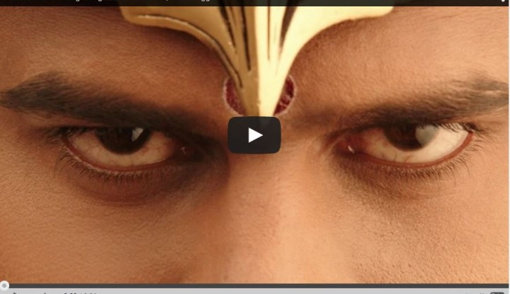 Baahubali - The Beginning Teaser