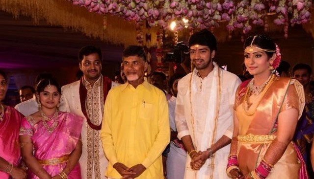 Allari Naresh and Virupa Wedding Album