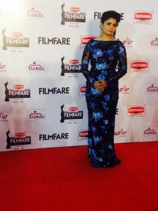 chinmay Filmfare Awards South 2015