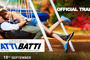 Katti Batti Trailer Imran Khan and Kangana Ranaut