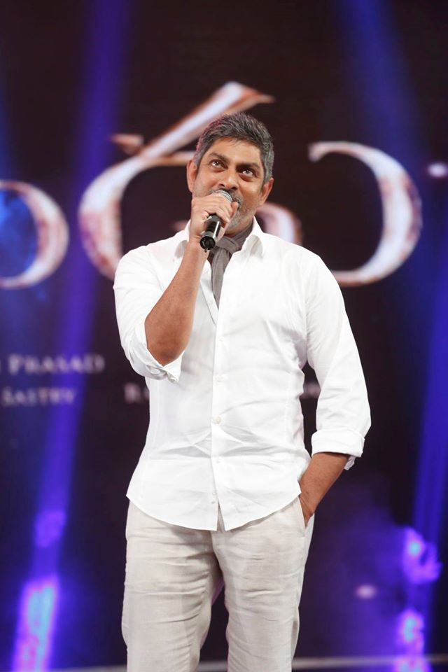 Jagapathi babu at Srimanthudu‬ Audio Release Photos