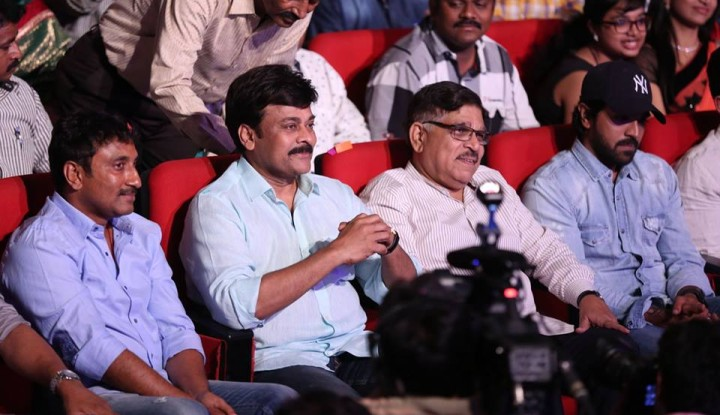 MegaStar‬ ‪Chiranjeevi‬ 60th Birthday Celebrations Photos