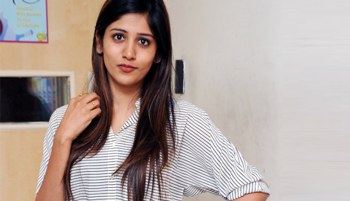 Chandhini Chowdary Photoshoot