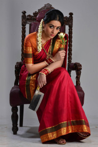 Trisha from Nayaki Movie Stills