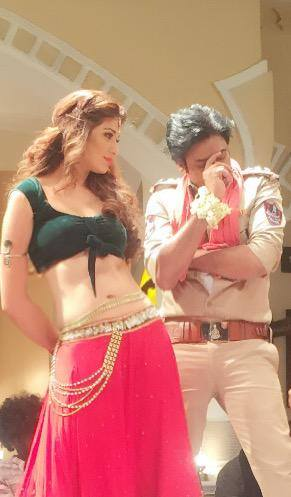 Sardaar Working Still With Lakshmi Rai