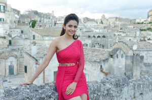 Rakul Preet Singh At bruce lee Movie|jilgul.com