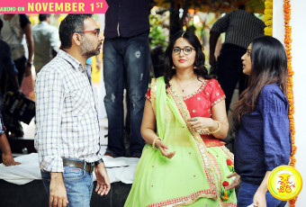 Size Zero Movie Working Stills|jilgul.com