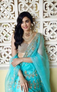 Adah Sharma ramp walk|jilgul.com