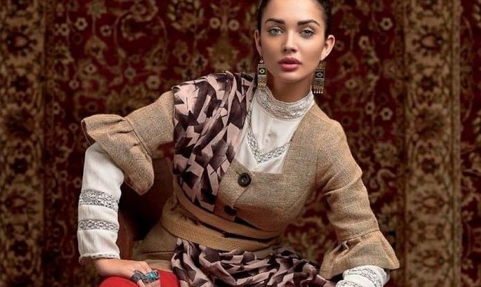 Amy Jackson Hot Poses for Femina|jilgul.com
