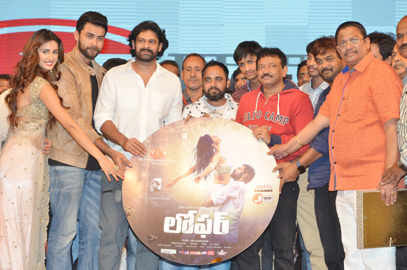 Loafer Movie Audio Launch Photos|jilgul.com