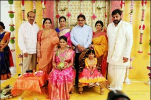 Chiranjeevi‬ Daughter ‪Srija‬ Wedding Photos|jilgul.com