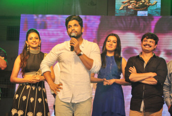 Sarrainodu Movie Blockbuster Function|jilgul.com