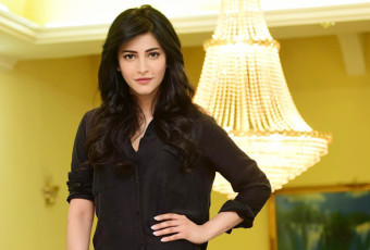 Shruti Haasan Latest Photos from premam promotions|jilgul.com
