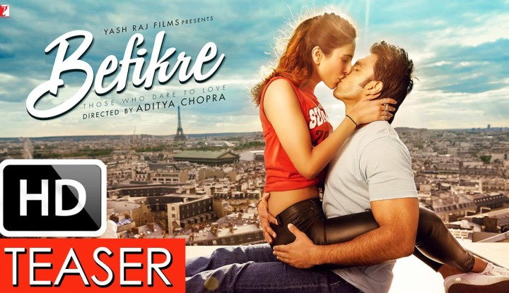 and romantic.befikre movie trailer is hot and spicy|jilgul.com