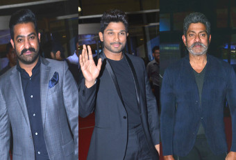 Celebs at 64th Jio Filmfare Awards 2017