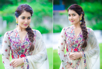 Raashi Khanna New photos 2017