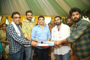 BellamkondaGanesh Movie Opening Photos