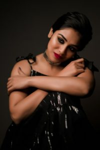 INDHUJA LATEST PHOTOS